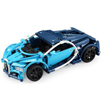CaDA C51053 High Simulation Modeling Sports Theme Building Block Remote Control Car