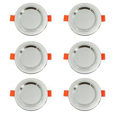 Downlight Gradation 220V 5W 6PCS