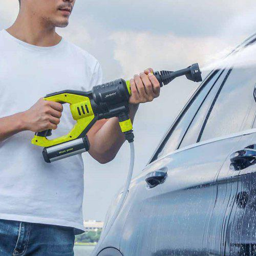 Jimmy JW31 Powerful Handheld Rechargeable Flush Gun