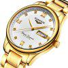 GUANQIN GJ16050 Men's Automatic Mechanical Steel Waterproof Watch - ROSE GOLD