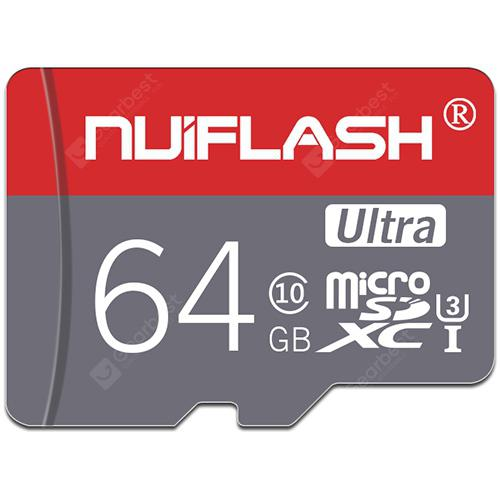 Micro SD Nuiflash 64GB