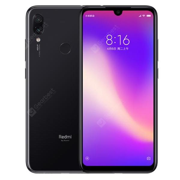 Xiaomi Redmi Note 7 Pro 4G Phablet 6+128- all colors