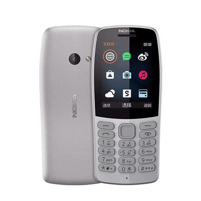 Nokia 210 2G Feature Phone Chinese and English No Flash Version