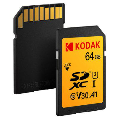 Kodak U3 A1 V30 4K HD SD Card