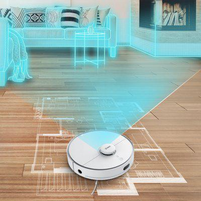 360 S5 Smart Robot Vacuum Cleaner with LDS La