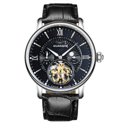GUANQIN GJ16036 Men's Automatic Mechanical Watch