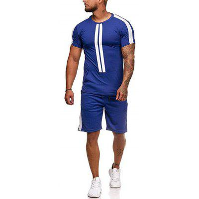 1811A - TZ001 Men's Fashion Casual Sports Set