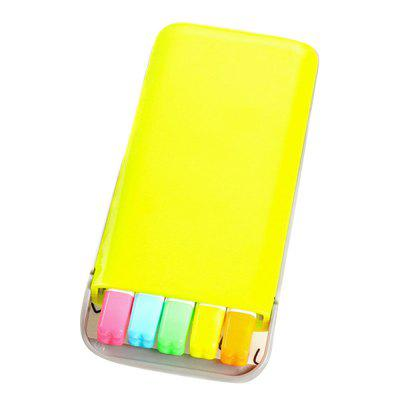 Candy Color Textmarker-Set
