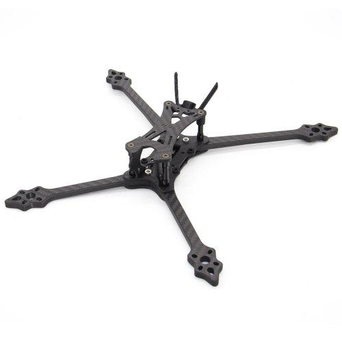 HGLRC Wind6 Frame Kit for FPV Racing Drone