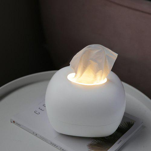 L05 Multifunctional Tissue Box Small Night Light