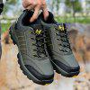 Men Outdoor Sports Shoes - ARMY GREEN