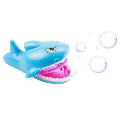 Shark Blowing Children's Toys Bubble Machine