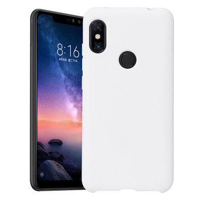 Luanke Liquid Silicone Series Phone Case para Xiaomi Redmi Note7