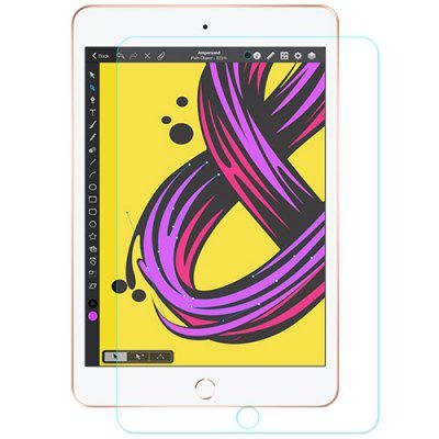 Hat - Prince 0.33mm 9H 2.5D Arc Edge Tempered Glass Protective Film for iPad Mini 2019