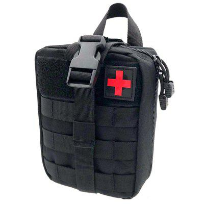 Lekárske First Aid Tactical Pouch Emergency Surviva Utility Bag