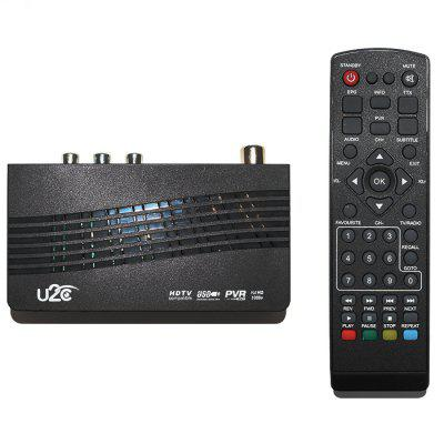 U2C DVB - T2 - 115 TV Box Receptor digital terrestre de TV