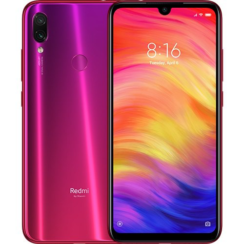 Xiaomi Redmi Note 7 Global 3GB di Ram e 32GB di ROM -  Rosso