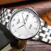 GUANQIN GJ16025 Men Cool Automatic Mechanical Watch - WHITE