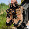 Men's Casual Hiking Outdoor Durable Sports Shoes - BROWN