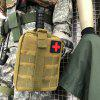 Survival Emergency First Aid Kit Bag - TAN
