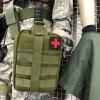 Outdoor First Aid Kit Tactical Bag - ARMY GREEN