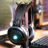 Dareu CH416 Stylish Comfortable Breathable Gaming Headset - BLACK