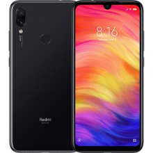 Xiaomi Redmi Note 7 4G Phablet Global Version 4GB RAM - Black 4+128Go