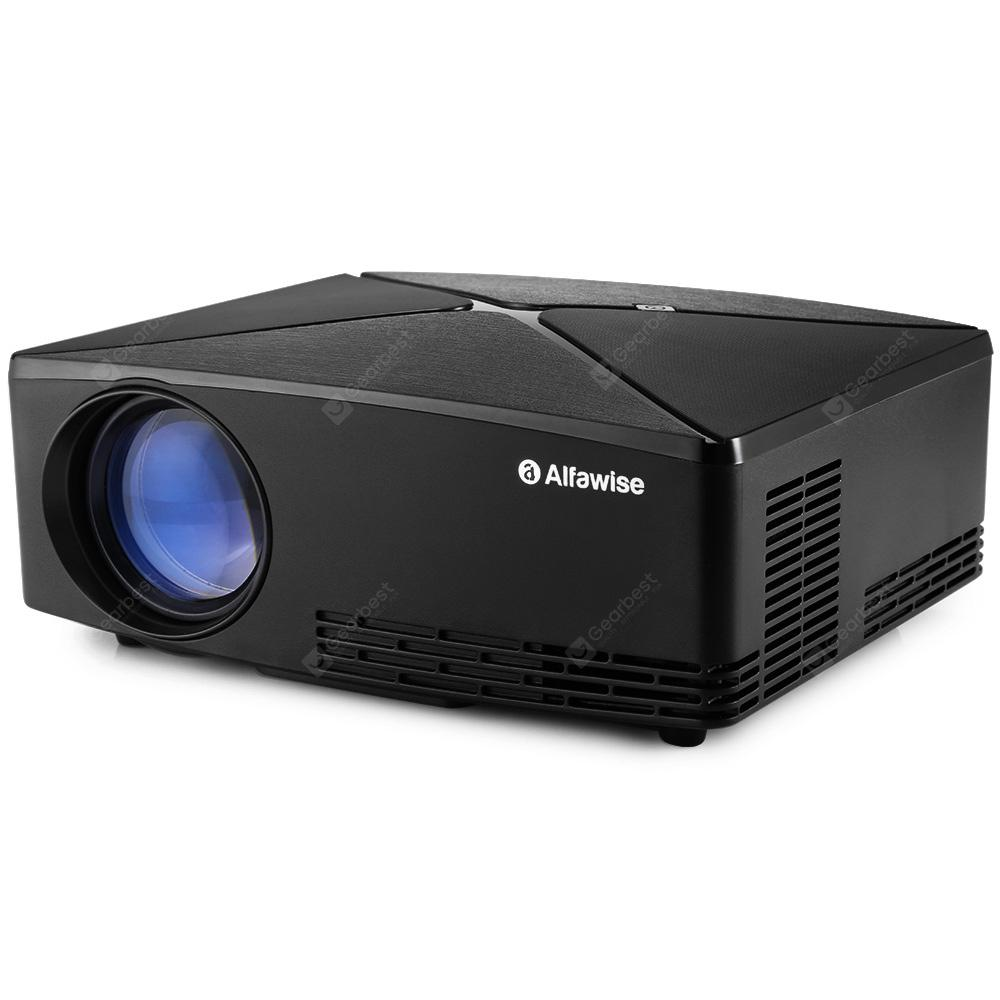 Alfawise A80 2800 Lumens BD1280 Smart Projector with LCD Display