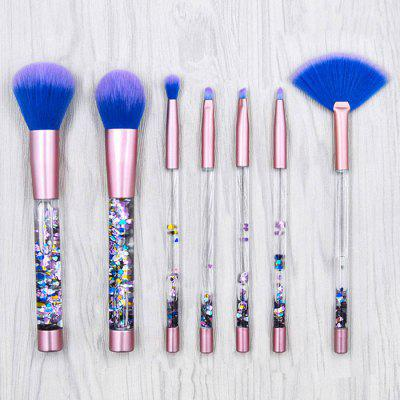 BIOAQUA YQ - T06 Glitter Diamond Makeup Brush Set
