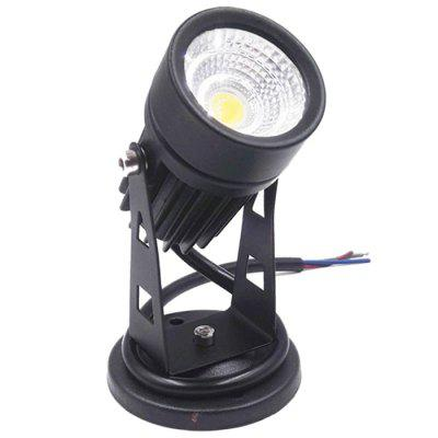 5W 12V Plug-in Ground Insert Garden Lawn Light Spotlight