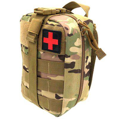 Outdoor Emergency First Aid Bag Battlefield Medical Pack