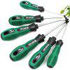 LAOA LA699076 Cr-V Screwdriver Set - GREENISH BLUE