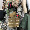 Outdoor Emergency First Aid Bag Battlefield Medical Pack - MULTI