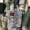 Sport Outdoor Emergency EHBO-kit Medische tas - ACU CAMOUFLAGE