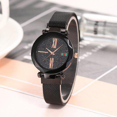 Magnet Strap Creative Ladies Watch