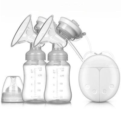 Mute Electric Bilateral Breast Pump