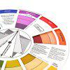 Professional 12 Colors Three-layer Paper Card for Nail Decoration - MULTI-A