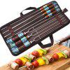 Outdoor BBQ Skewers 7pcs - SILVER