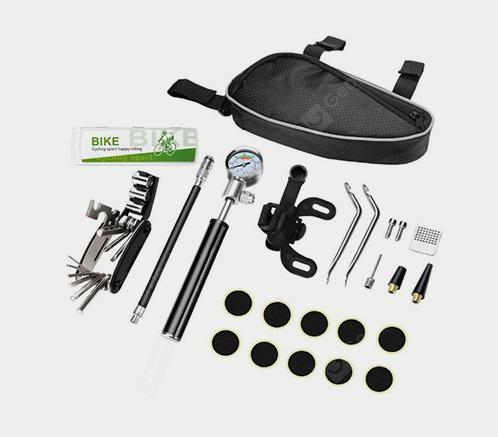 Gocomma Bicycle Repair Tool Kit | Gearbest