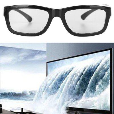 Passive Circular Polarized 3D Glasses