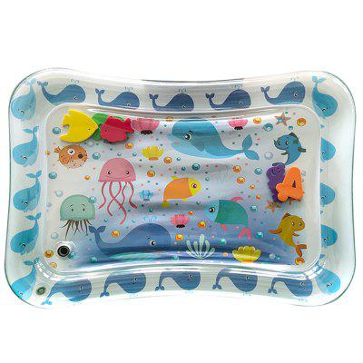 Light Marine Animals Cute Play Inflatable Water Cushion