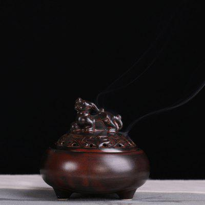 Ceramic Backflow Creative Incense Burner