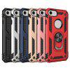 TPU + PC Coque de protection pivotante 360 ​​° en deux parties pour iPhone 7/8 - OR