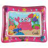 Children's Summer Cool Crawling Inflatable Water Cushion - RED