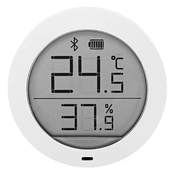 MIJIA Bluetooth Thermometer Hygrometer from Xiaomi Youpin - White