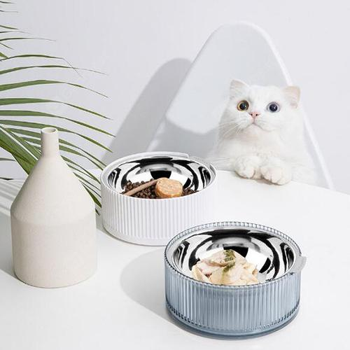 Heatable Antisepsis Cat Bowl from Xiaomi youpin - White