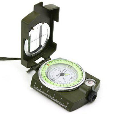Military Lensatic Sighting Compass