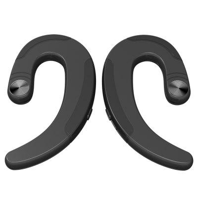 HBQ - Q25 TWS Bone Conduction Wireless Bluetooth Earphone 2pcs