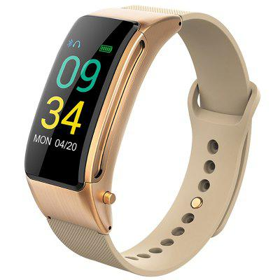 B31 Color Screen Intelligent Voice Bracelet for Android iOS Image