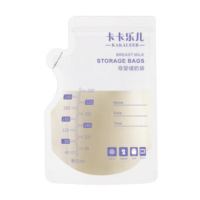 KAKALEER MT - 3006 Breast Milk Storage Bag 30PCS